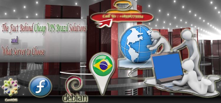 Cheap VPS Brazil