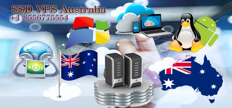 SSD VPS Australia