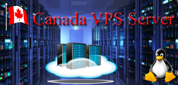 Canada VPS Server