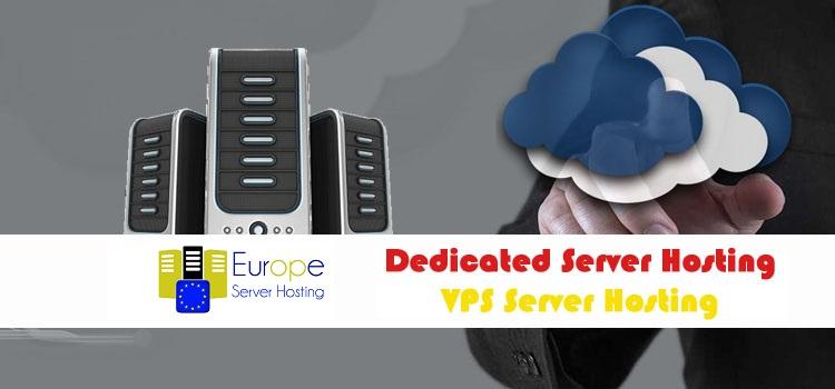 Europe Dedicated Server Hosting Plan | Europe VPS Server Hosting Price