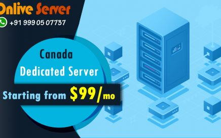 Canada Dedicated Server