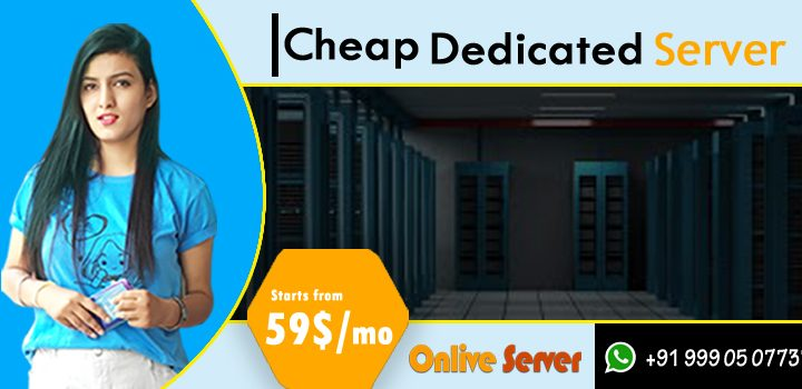 cheap dedicated server