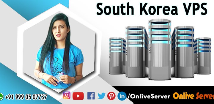 South Korea VPS Hosting