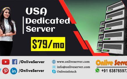 USA Dedicated Server Hosting